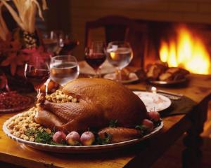 Happy Thanksgiving Canada!!
